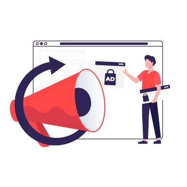 Google Ads and Social remarketing